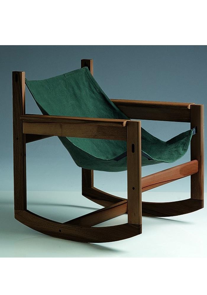 Pelicano rocking chair - Dark Green — Bodie and Fou - Award-winning ...