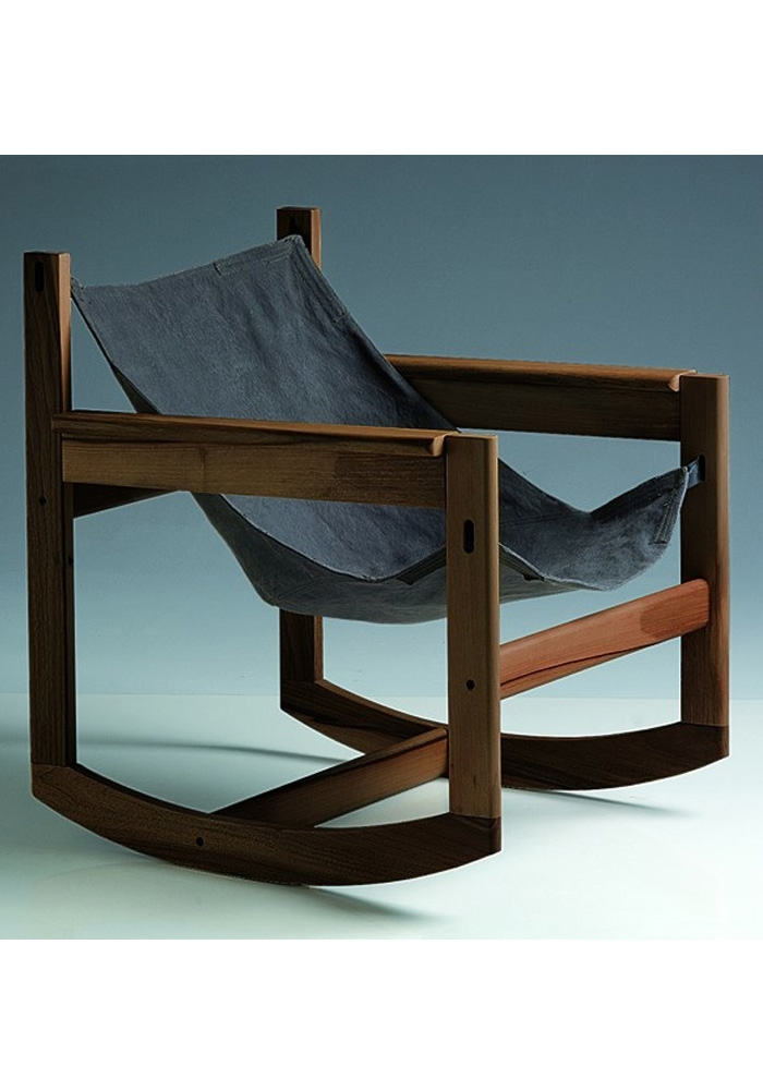 Pelicano rocking chair - Taupe Grey — Bodie and Fou - Award-winning ...