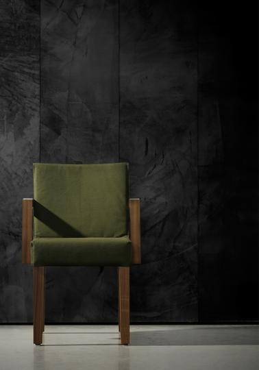 Concrete wallpaper CON-07 by Piet Boon