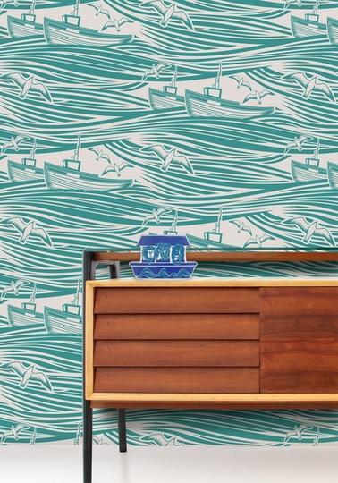 Wallpaper Whitby - Lido