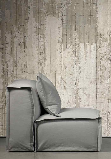 Concrete wallpaper CON-06 by Piet Boon