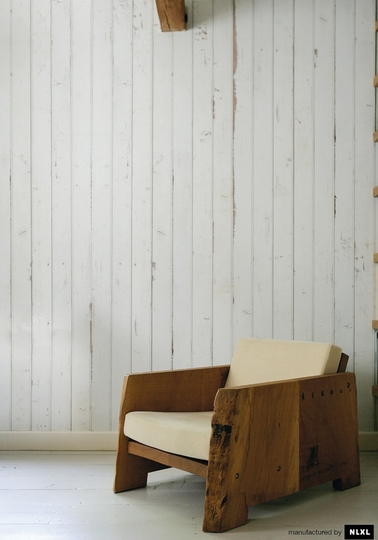 Scrapwood wallpaper PHE-8 by Piet Hein Eek