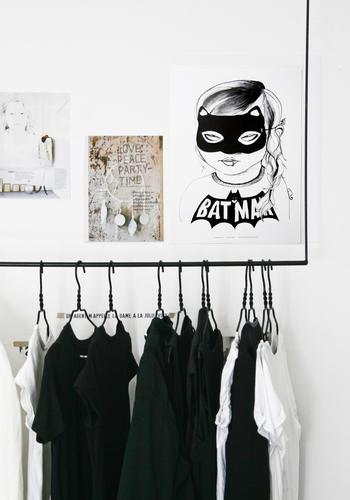 Batgirl print {Exclusive}