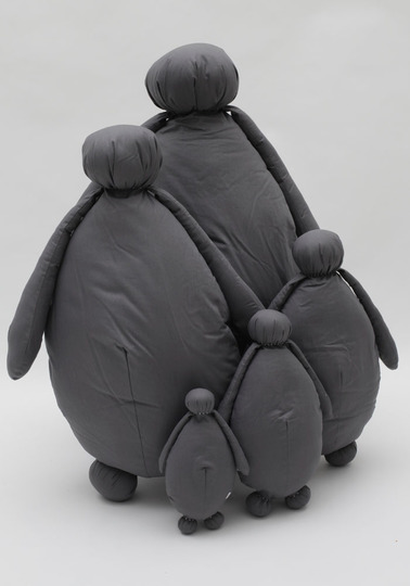 Pigmée doll - Grey {Handmade}
