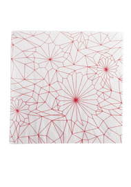 Paper napkins 'Cube Flower' (pack of 20)