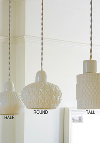 Kathleen Hills Fancy Pendant Light