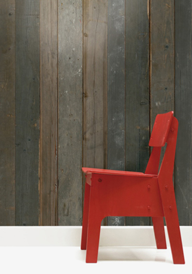 Scrapwood wallpaper PHE-4 by Piet Hein Eek
