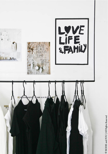 Love, Life & Family print