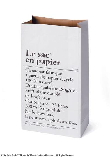 Le Paper bag