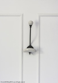 French coat hook