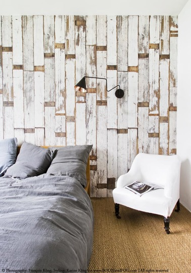 Scrapwood wallpaper PHE-2 by Piet Hein Eek