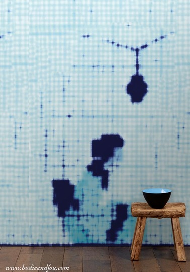 Addiction wallpaper PNO-06 by Paola Navone