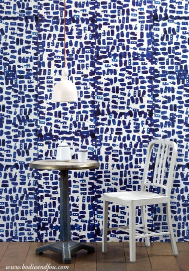 Addiction wallpaper PNO-08 by Paola Navone