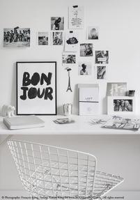 BONJOUR print SAMPLE