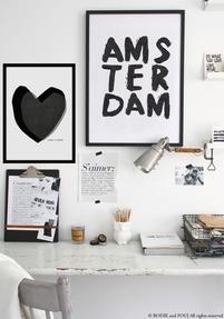 SAMPLE AMSTERDAM print