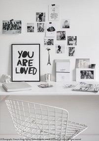SAMPLE You Are Loved print