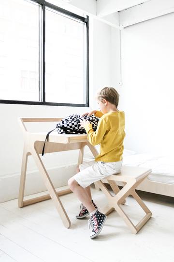 X stool Natural