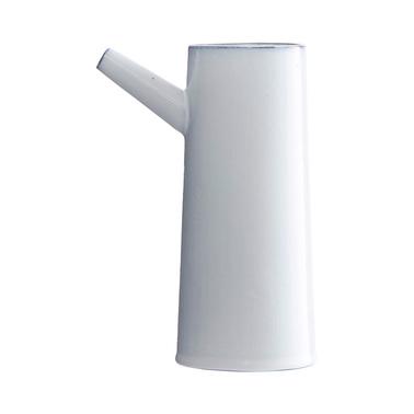 White Swan Vase
