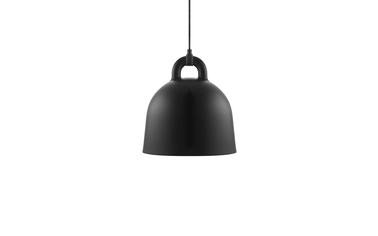 Bell Lamp Small black
