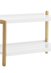 Sko Shoe Rack white