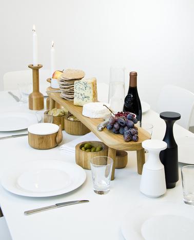 Oak Feasting Platter