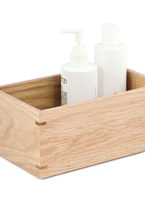 Oak Storage Box