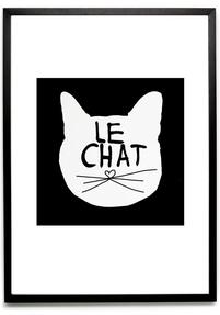 Le Chat print {Exclusive}